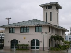 Kakaako Fire Station, Hook & Ladder Building, 620 South Street, Honolulu