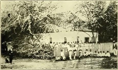 Old School House-General Meeting-Site-Centennial Book