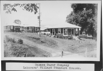 Onomea Sugar Company Laborer's Village Standard House-UH