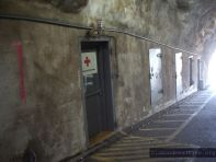 Originally Harbor Defense Command Post offices, now Red Cross Storage-diamondheadhike