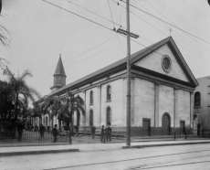 Our Lady of Peace Cathedral, Honolulu, 1843