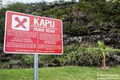 Pahua heiau in Hawaii Kai, Honolulu, Oahu