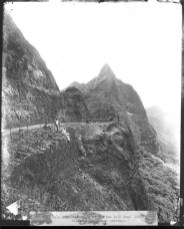 Pali Road - 1900