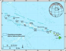 Papahanaumokuakea-Marine-National-Monument-Map