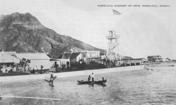 Park Beach Hotel, Diamond Head