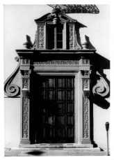 Police Station - side entrance door-(NPS)