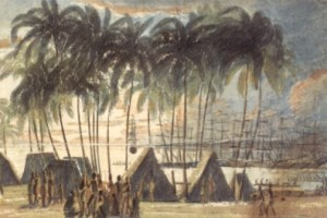 Early Recognition of Importance of Hawai'i to US Trade
