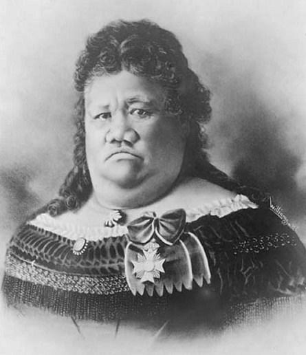 Princess Ruth Keʻelikōlani (1826-1883)