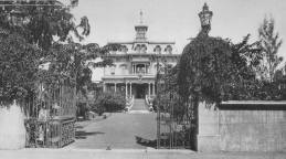 Princess Ruth's palace on Queen Emma St 1908