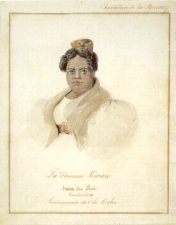 Princess_Kinau,_watercolor_and_ink_wash_over_graphite,_1836,_Honolulu_Academy_of_Arts-Barthélémy_Lauvergne