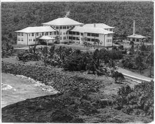 Pumaile Home, a county hospital at Hilo-3b14345r-LOC