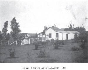 Ranch Office Kualapuu-1908-Cooke