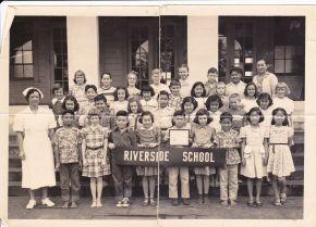 Riverside School (future Hilo High class of 1960) - Hagar