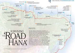 Road to Hana-StarAdv-Map