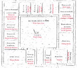Royal School layout