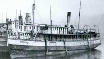 SS Waialeale-(HallBrothers)