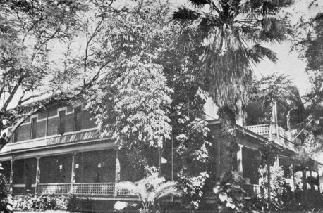 Sailor's Institute at Honolulu (AnglicanHistory)