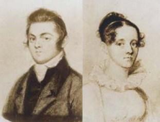 Samuel and Nancy Ruggles