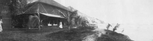 Sanford Dole beach house at Kaluahole, Diamond Head-1905