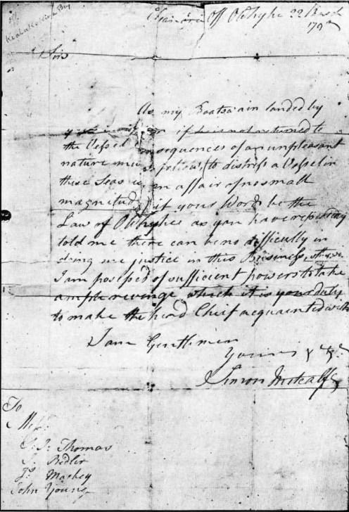 Simon_Metcalfe_Letter_Concerning_John_Young-03-22-1790