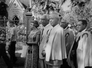 Statehood-Statehood Day at Kawaihao Church near Iolani Palace-(HSA)