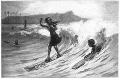 Surfing-Waikiki