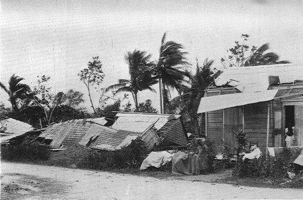 The results of Hurricane San Ciriaco over the island of Puerto Rico-LOC