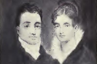 Thomas and Lucia Holman-Samuel_Morse-400