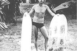 Wai'aha, Kailua-Kona (Birth-Beach of the Bodyboard)