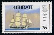 Triton-Kiribati Stamp
