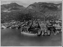 USAT Grant, SS Lurline, Canadian Pacific Empress of Japan, SS President Coolidge, USAT Republic & SS Asama Maru-PP-40-5-023-1933