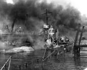USS Shaw (DD-373)-post-Pearl Harbor attack