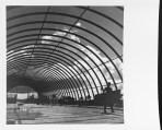 Under construction on Guam, August 1945