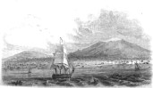 View_of_Hilo,_Mauna_Kea_and_Mauna_Loa_in_the_1820s