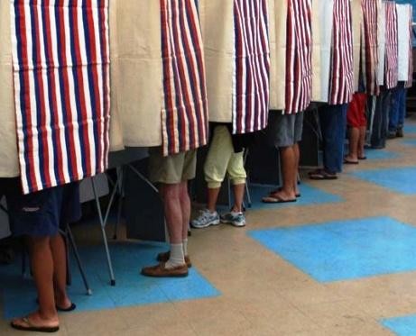 Voting Booths-GrassrootInstitute