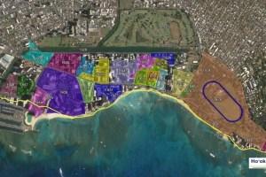 Waikīkī's Construction Evolution