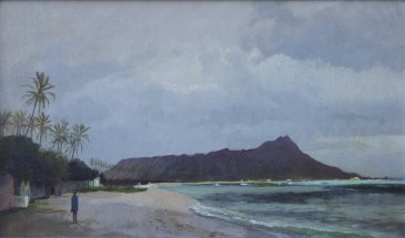 'Waikiki_Beach'_by_Charles_Furneaux,_1882