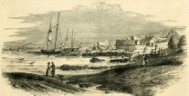 Western_ships_docked_in_Honolulu's_deep_harbor-early-1800s