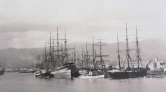 Whaling-Honolulu_Harbor-1850s
