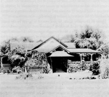 Woodlawn, B. F. Dillingham home at the corner ofBeretania and Punahou streets-(centralunionchurch-org)