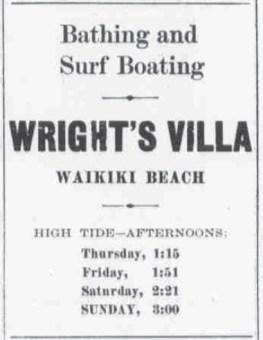Wright's Villa Ad-Hawaiian Star-Aug_30,_1899