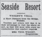 Wright's Villa Ad-PCA-Nov_4,_1896