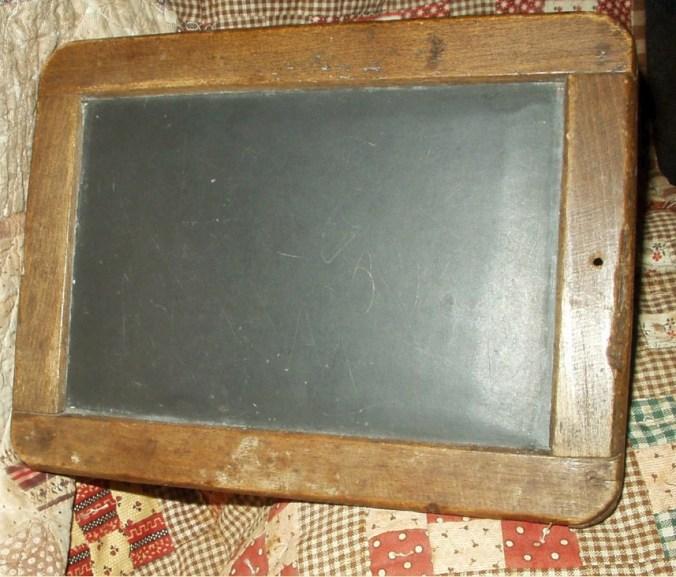 Writing Slate-1800