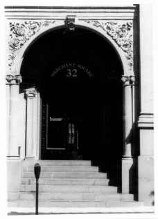 Yokohama Specie Bank-side door-(NPS)