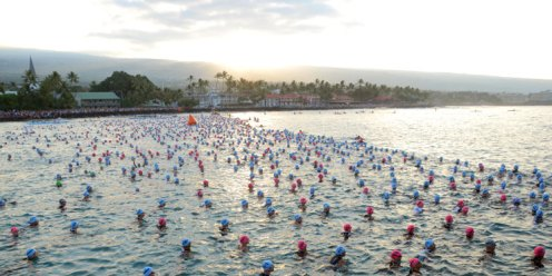 kona mass start-(ironman)