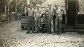 unidentified-marines-camp-pow-1945-Raymond W McCracken