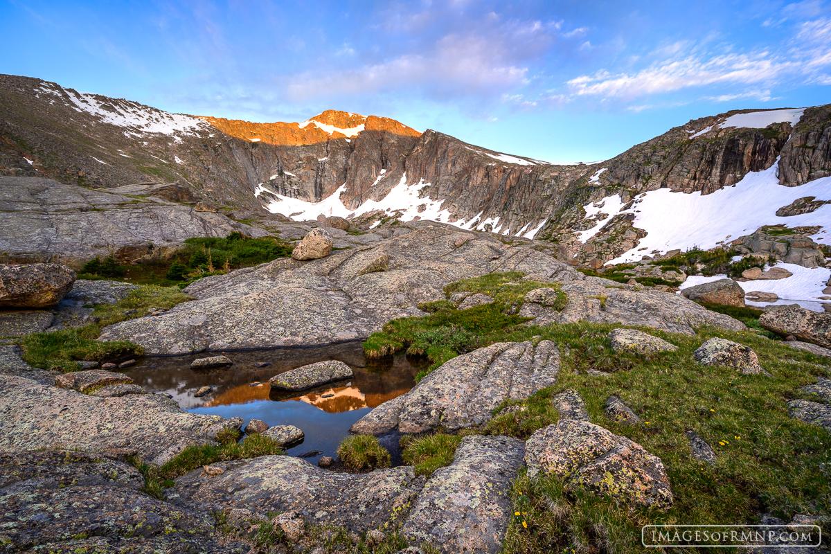 Alpine Daybreak