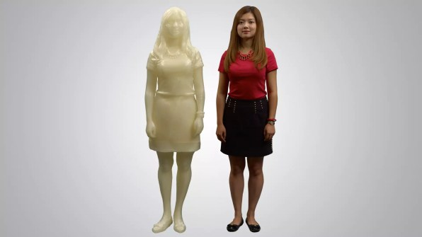 3d printed body