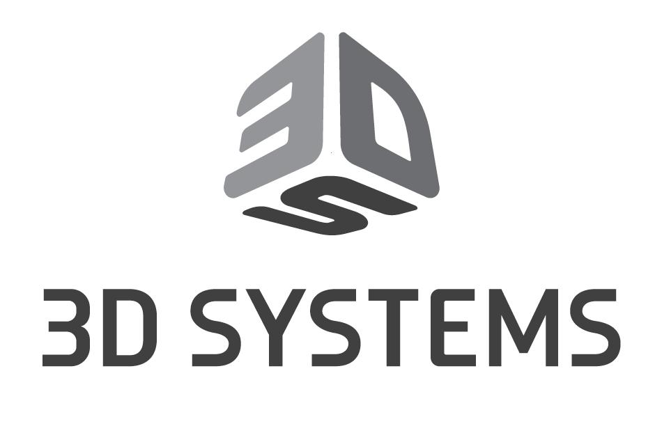 3d systems 3-d printer logo