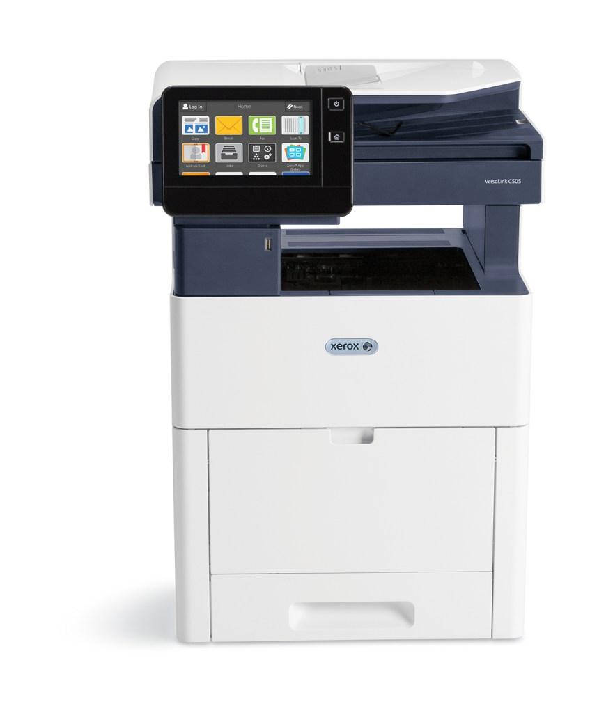 VersaLink C505/605 Color Multifunction Printer